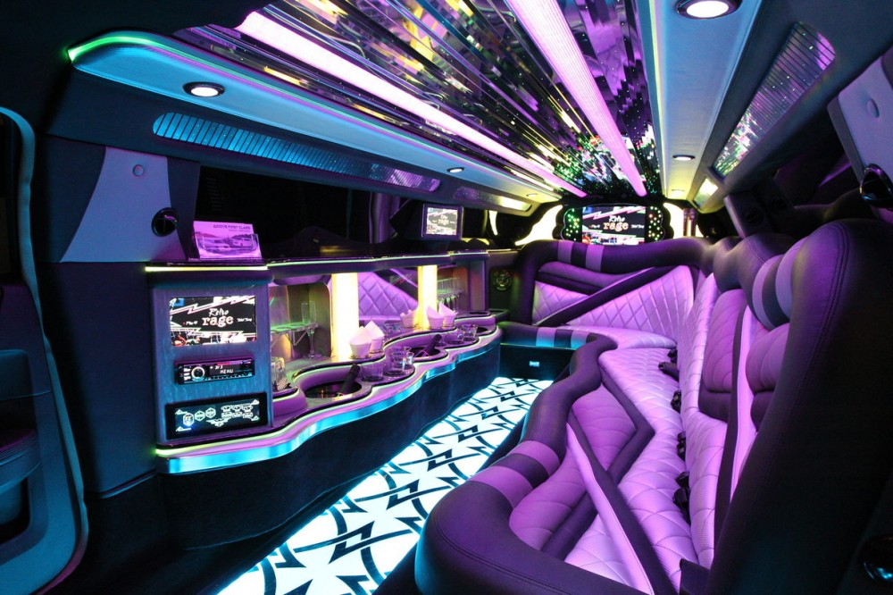 limousine-luxe